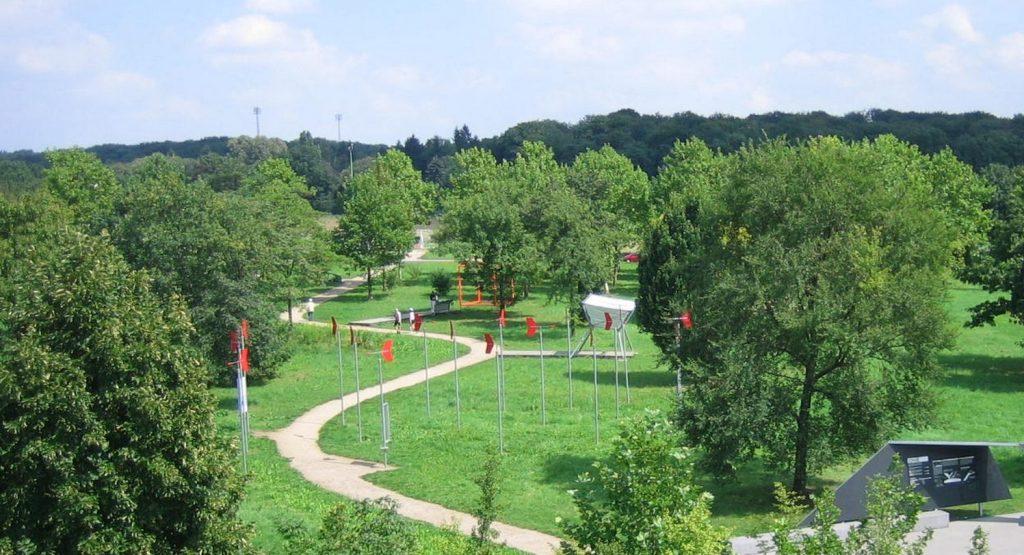 Regionalpark Rundroute  e