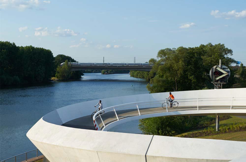 lhafenbrücke raunheim page
