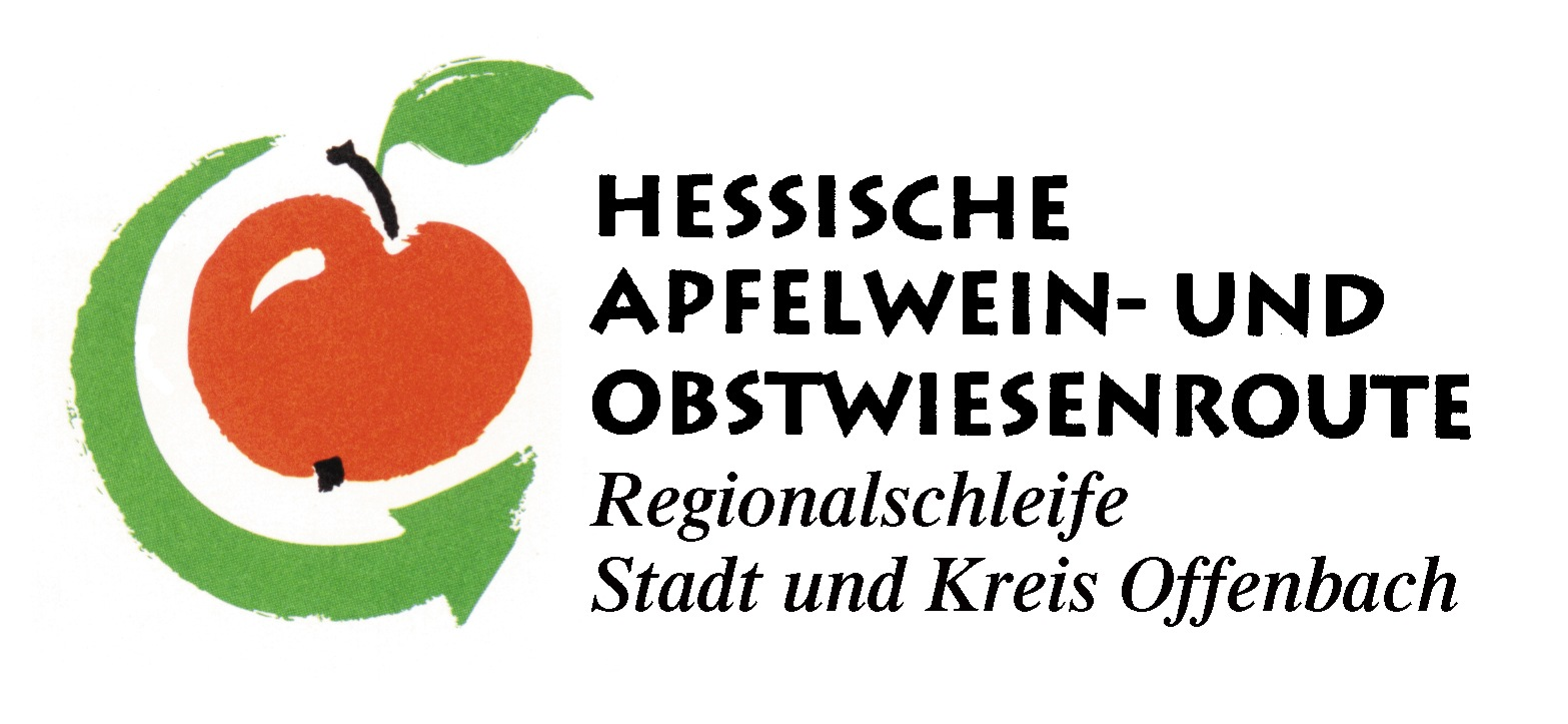 Logo Apfelweinroute OF
