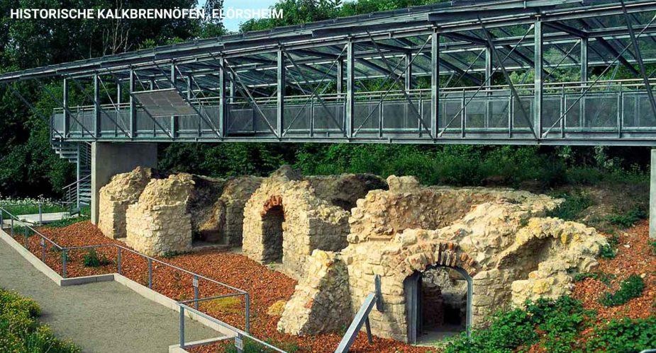 historische kalkbrennöfen flörsheim