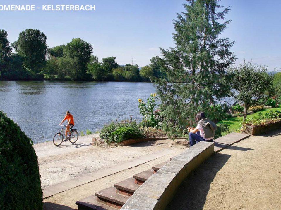 mainuferpromenade kelsterbach