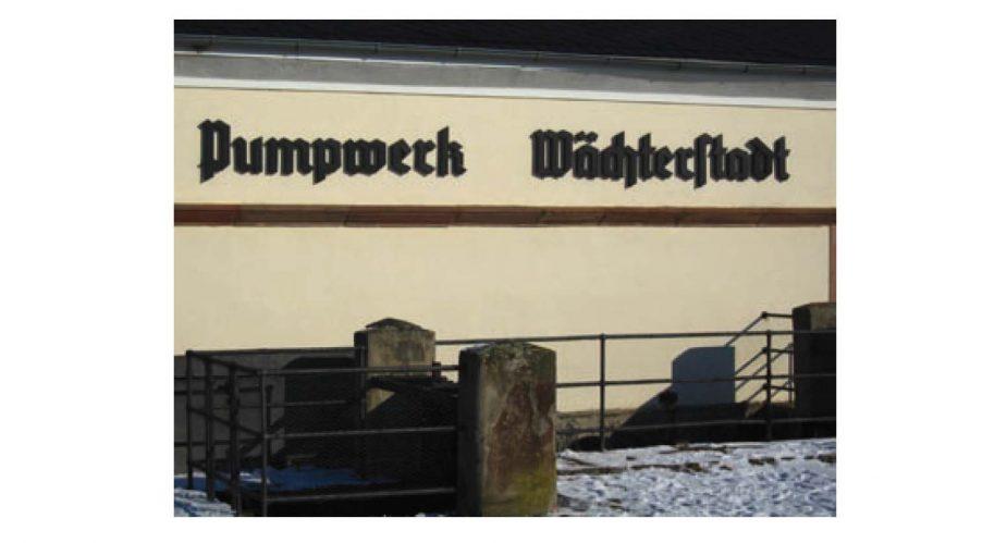 pumpwerk wächterstadt