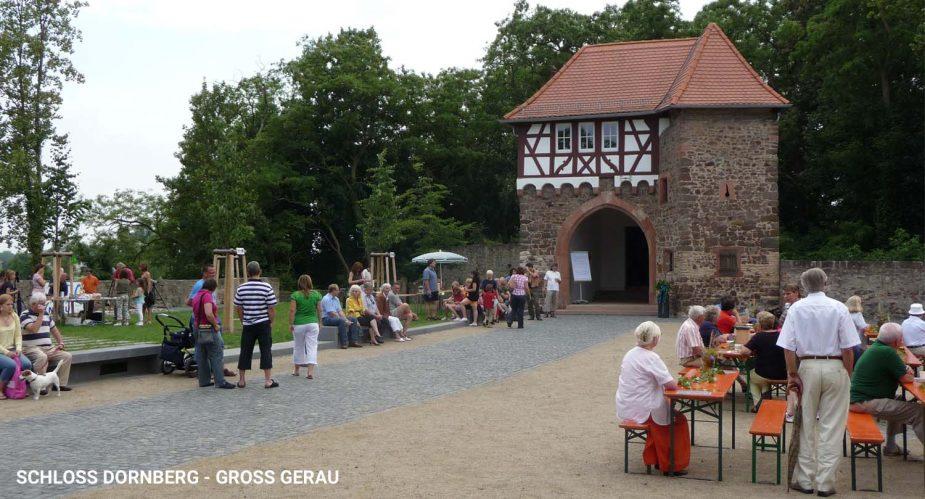 Schloss Dornberg in Groß Gerau
