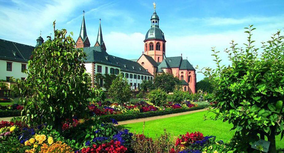 slider seligenstadt kloster