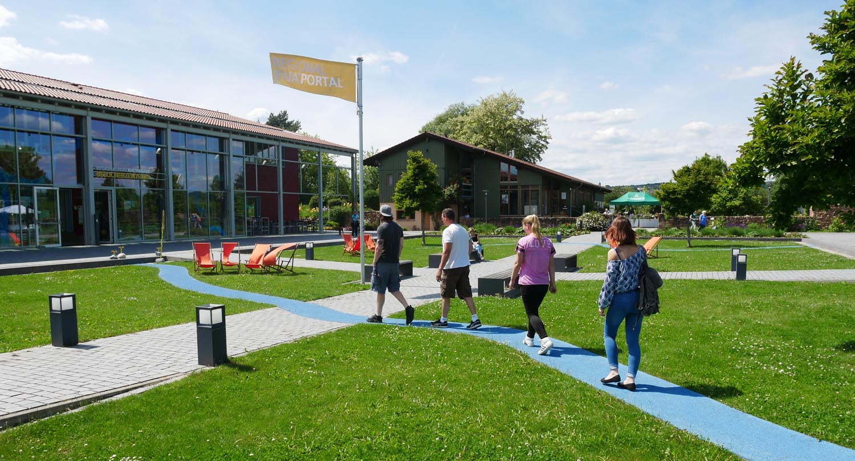 Regionalpark Portal Weilbacher Kiesgruben