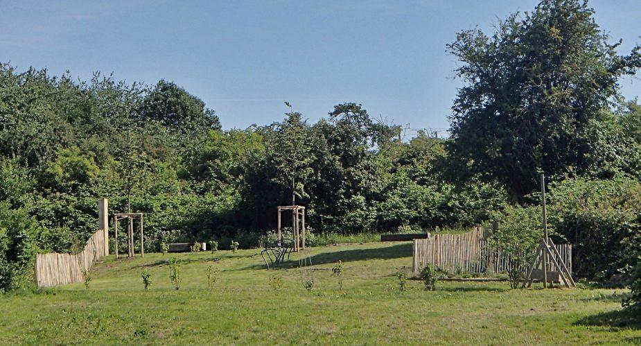 Der Mittelaltergarten in Oberursel