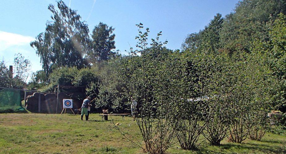 Der Mittelaltergarten in Oberursel (1)