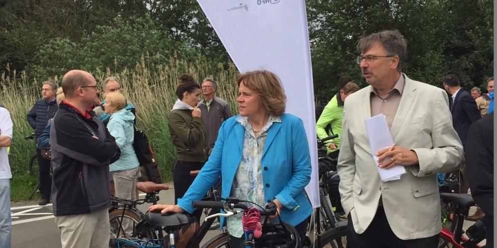Eröffnung Radschnellweg Egelsbach (10)