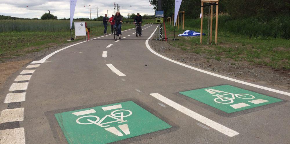 Eröffnung Radschnellweg Egelsbach (6)
